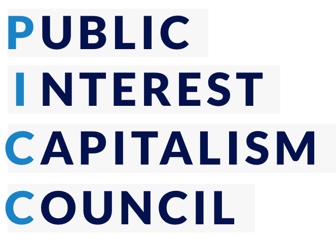 public interest capitalism council
